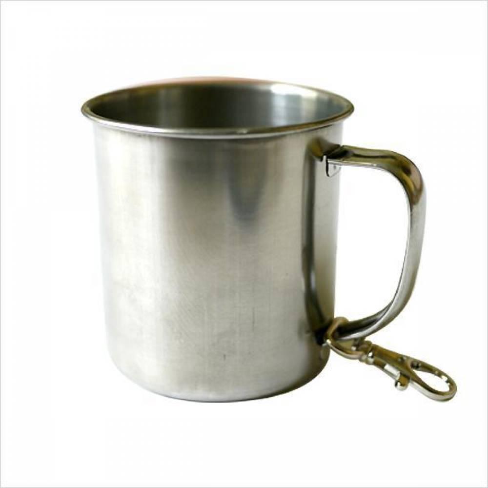 일반스텐컵(10개) 등산컵 어린이물컵